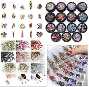 50-pcs-Small-Shape-Top-Crystal-AB-Czech-Crystal-Rhinestone-Flatback-Nail-Art-03