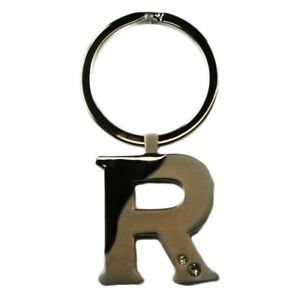 Alphabet-Initial-Key-Ring-With-Crystal-Inserts-Letter-R