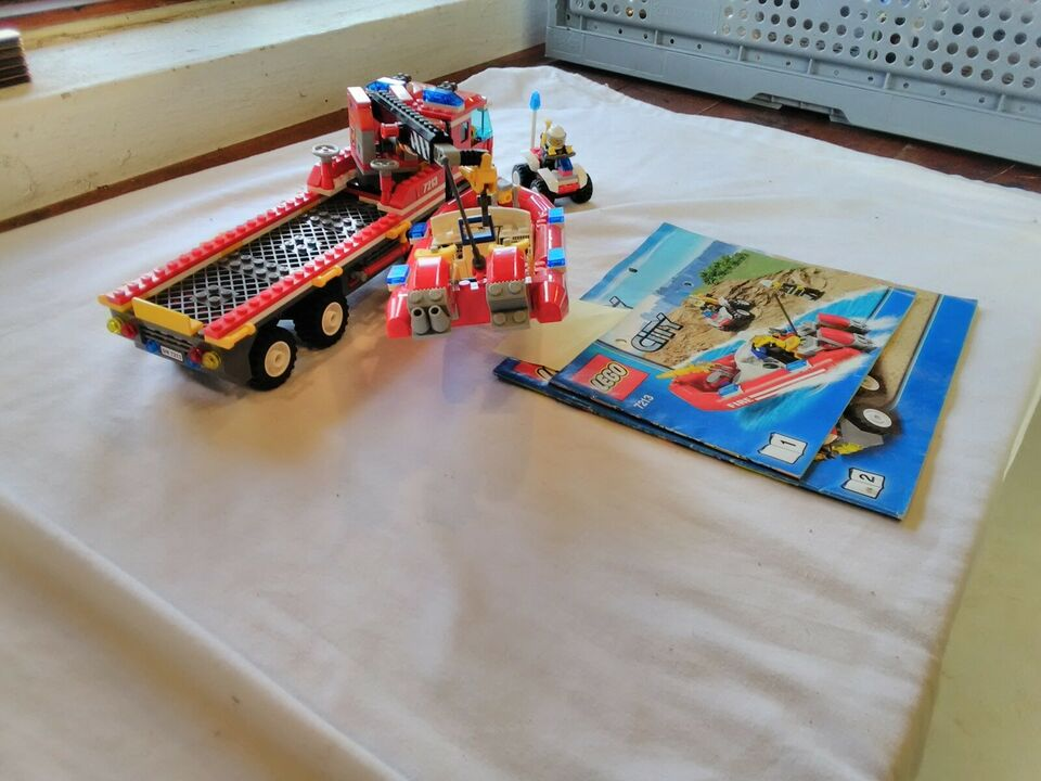 Lego City, 7213