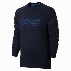 886550089326 Blue Nike Hombre Sb Crew 451 Reveal Xl Everett Pullover Sz Cuello redondo 800139 AqS11O