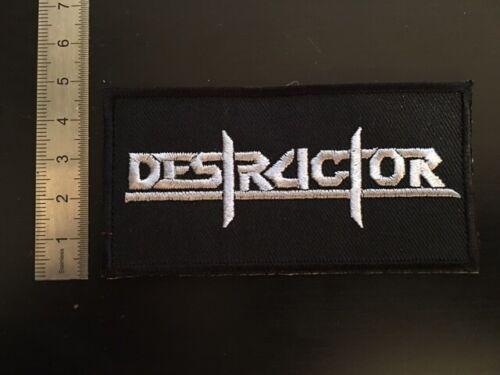 M209 PATCH ECUSSON DESTRUCTOR 9,5*5 CM