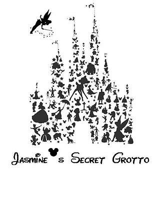 JASMINE'S SECRET GROTTO