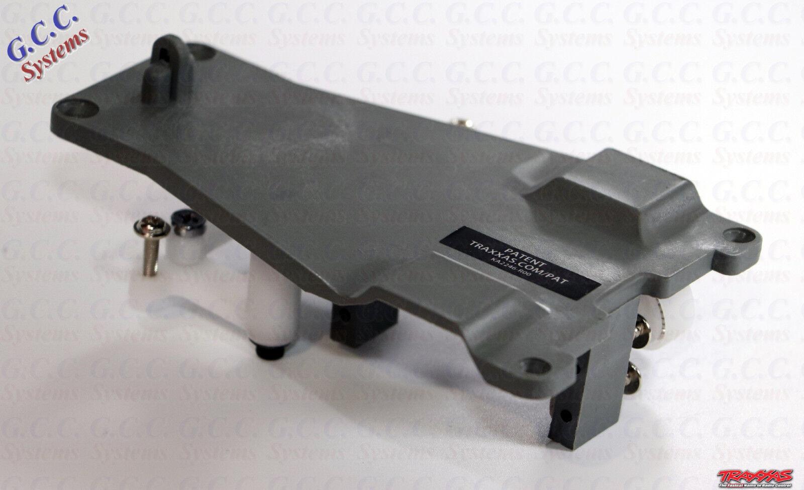 Traxxas Rustler XL5 Steering Assembly, Servo Horn, Linkage & & & Fixings - Brand New d0243e