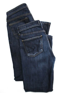 Citizens-of-Humanity-AG-Womens-Jeans-Blue-Size-27-28-Lot-2
