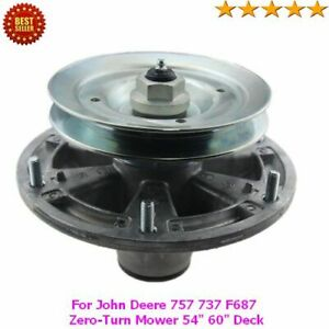 """Spindle Assembly for John Deere F620 F680 F687 with 48 54 or 60/"""" Deck TCA13807"""