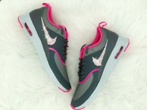 Thea Cristal Rose Air Max Taille Gris Nike wwRzq6