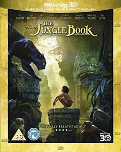 THE-JUNGLE-BOOK-LIVE-ACTION-3D-2D-BLU-RAY-UK-NEW-BLURAY