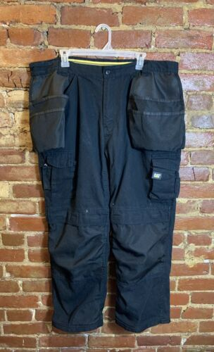 Cat c172 Trademark trousers work pants size 42x30
