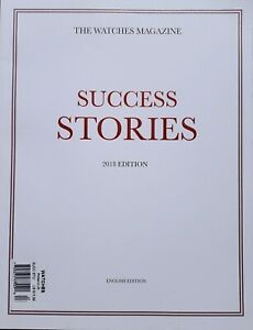 The Watches Magazine Success Stories 2018 Edition Ebay