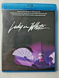 LADY-IN-WHITE-Blu-ray-1988-OUT-OF-PRINT-Scream-Factory-UNRATED-DIRECTOR-039-S-CUT