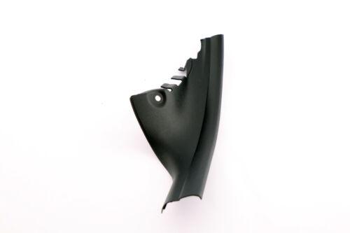 Bmw 1 series F20 arrière gauche entrée n//s trim strip cover schwarz black 7221919