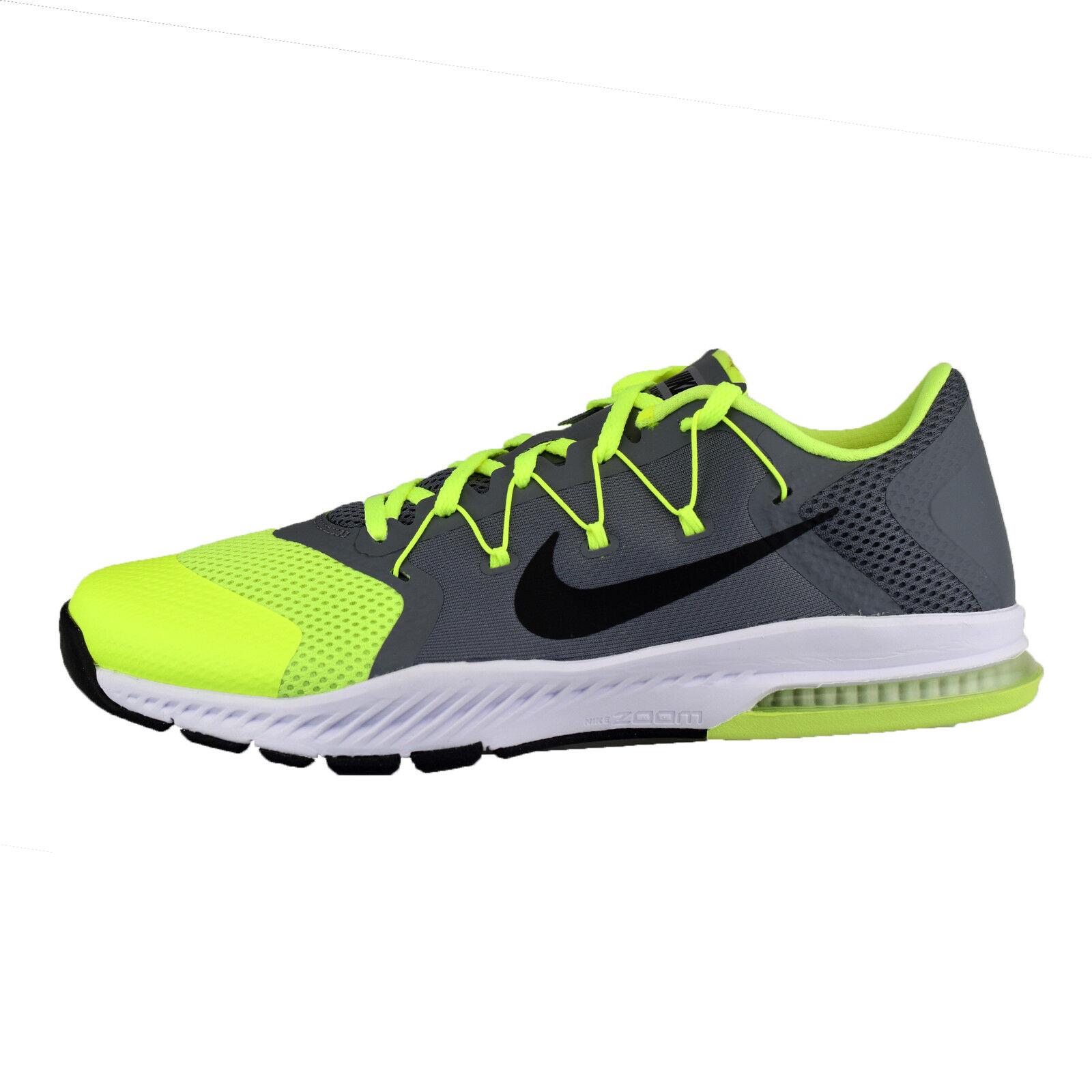 NIKE Zoom Train complete complete complete 882119-007 Jogging Tempo Libero scarpe da ginnastica Scarpe da corsa 151230