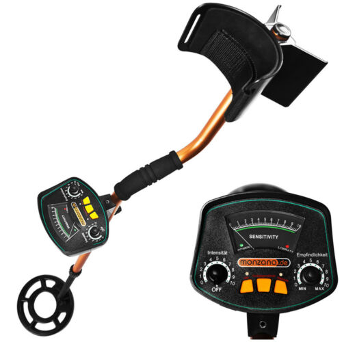 Metal Detector 2m Sensor Treasure Search Coil Lightweight 3 Types D24 Waterproof