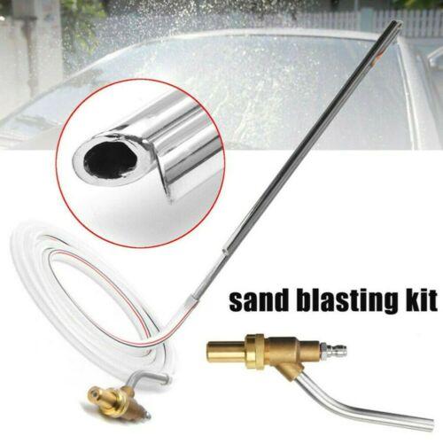 Sand Blasting Wet Blaster High Pressure Washer Sandblasting Kit For Karcher