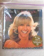 OLIVIA NEWTON JOHN Making A Good Thing Better JAPAN SHM MINI LP CD UICY-94714