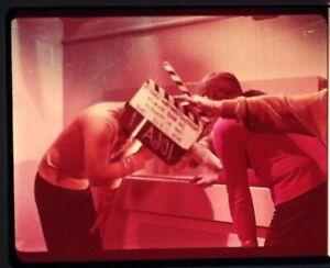 Star-Trek-TOS-35mm-Film-Clip-Slide-Lights-Zetar-Clapper-Board-Kirk-Scotty-3-18-6