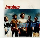 (DN968) Incubus, Are You In? - 2002 DJ CD