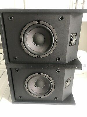 BOSE 201 SERIES III DIRECT REFLECTING SPEAKERS No Covers ...