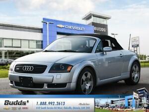 2002 Audi TT 1.8L