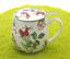 Koenitz-Porzellan-Tee-Kuschelbecher-mit-Deckel-amp-Sieb-Hagebutte-420ml Indexbild 1