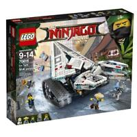 The LEGO Ninjago Movie Ice Tank Set