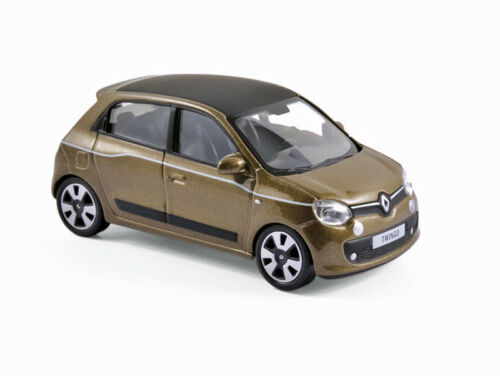517415 Norev 1:43 Renault Twingo 2014 Cappuccino Brown