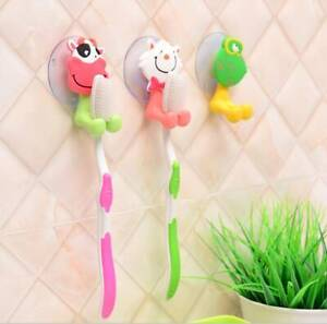 Cute-Toothbrush-Holder-Animal-Shape-Toothbrush-Holder-with-Suction-Cup-Hook-New