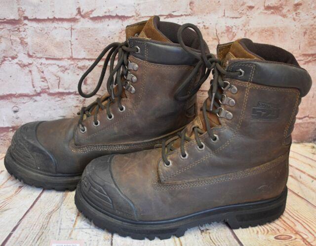 Dakota 529 Steel Toe Work BOOTS Size9