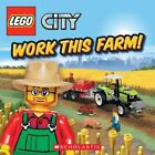 Lego City: Work This Farm! by Michael Anthony Steele (Paperback / softback, 2011)