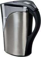 Brita Stainless Steel Water Filter Pitcher, 8 Cup, New, Free Shipping on sale