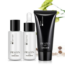 3pc Pilaten Blackhead Remover Deep Cleansing Purifying Acne Black Mud Face Mask