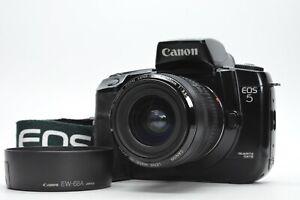 [EXC Canon EOS 5 QD Quartz Date 35mm SLR Film Camera Body from JAPAN #2760