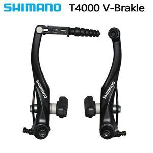 Shimano Alivio BR-T4000 Front V-Brake Rim Caliper X-Type Mountain Bike Black