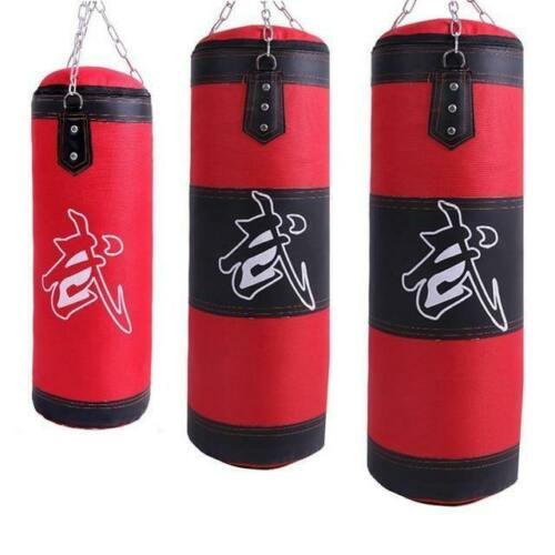 Details about  /Boxing//MMA Punching Bag Metal Chain Hanging Training Empty Sand Bag