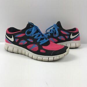 64f4314e27496 Nike Womens Size 7.5 Nike Free Run Running Shoes 443816 604 Nike ...
