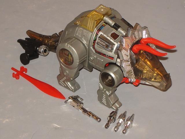 G1 transformers dinobot schlacke vollständige menge   7  original 1984 release  nett