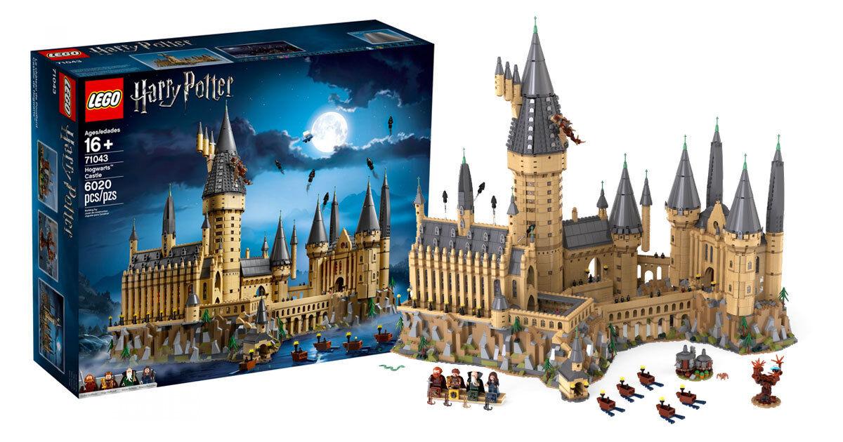 Lego Harry Potter Hogwarts 71043 Brnad new