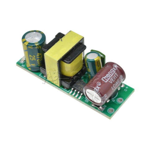 AC-DC 12V 400mA 4.5W Step Down Power Supply Converter Module for Arduino