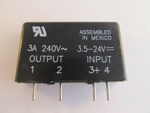 Gmp240d3s Crydom ac semiconductores relés