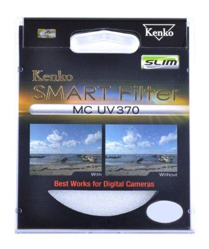 Kenko Tokina 62 mm Smart Mc Uv 370 Filtro Uv