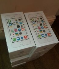 Apple Iphone 5s 16GB Brand New Seal Pack Unlock 4G IOS Mobile Phone (silver)