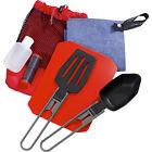New MSR Ultralight Kitchen Set Lightweight Camping Hiking Cooking Utensils Set