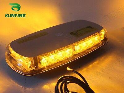 New 24led roof emergency strobe light flashing warning light beacon amber