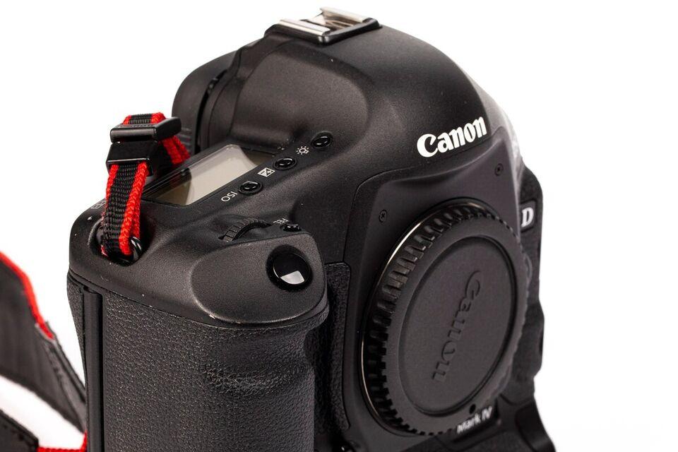 Canon, EOS-1D Mark IV, spejlrefleks