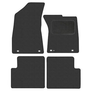 Fully Tailored 4 Piece Rubber Car Mat Set For MG ZS 2017