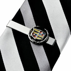 698368932f55 Image is loading Cadillac-Tie-Clip