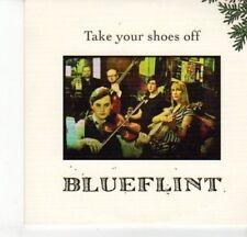 (DJ637) Blueflint, Take Your Shoes Off - 2012 DJ CD