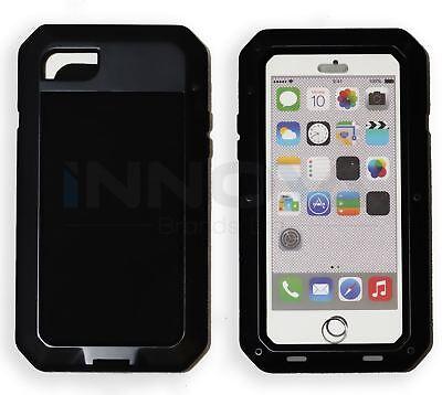 Lanhiem Cover iPhone 5 AntiurtoCustodia Antiurto iPhone 5S[Rugged