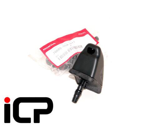 Genuine Honda Nuevo Faro Boquilla de arandela LH se ajusta CRV 05-06 76885-SCA-S11