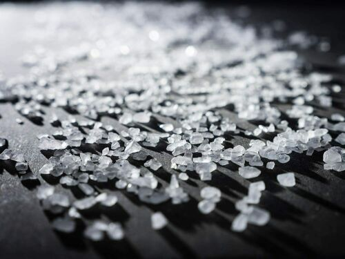 Natural Peugeot Paris U/'Select 5 Inch Salt Mill
